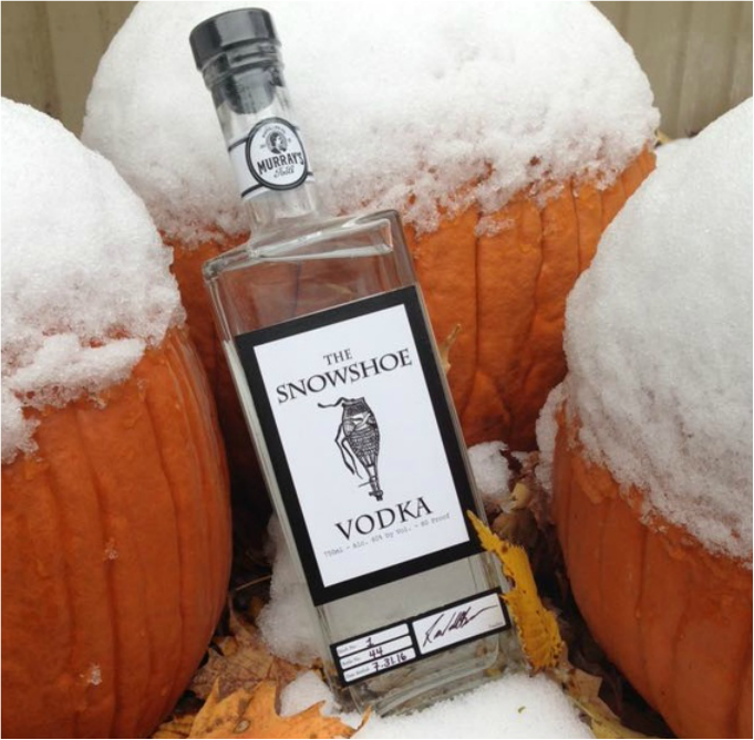 Murray's Fools Distilling Thanksgiving