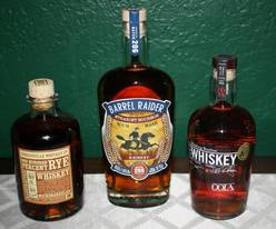 Seattle Craft Distilled Whiskey